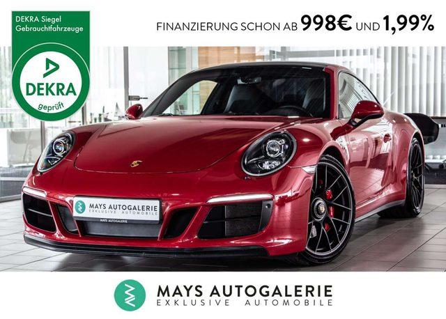 911, 991 GTS/NAVI/PANO/EXKLUSIVE