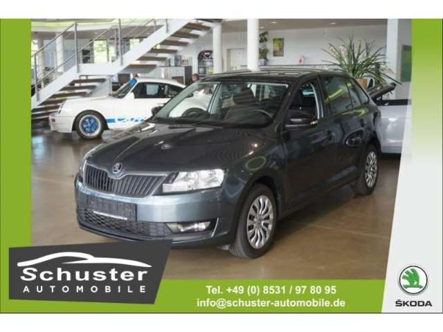 Rapid/Spaceback, Rapid Spaceback Ambition 1.0 TSI Panorama Klima