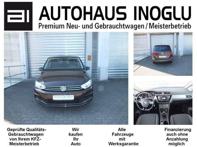 Volkswagen, Touran, 1.6 TDI LED Navi AHK 7Sitzer 8Fach