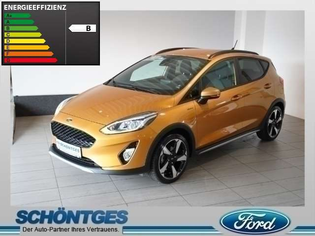 Fiesta, 1.0 Active Colourline Euro6d-T Navi BLIS CD Parkpi