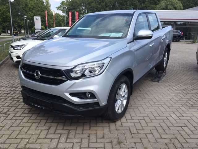 SsangYong, MUSSO, 2018 4WD Sapphire