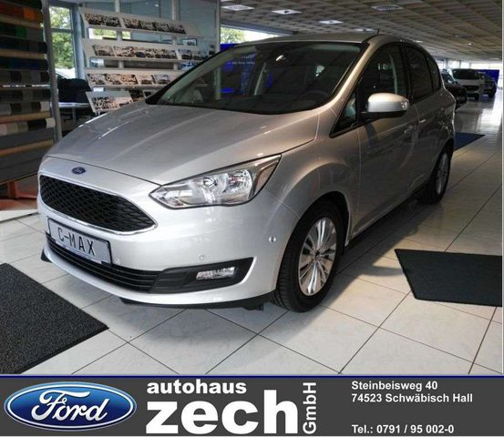 C-Max, 1.0 EcoBoost COOL&CONNECT