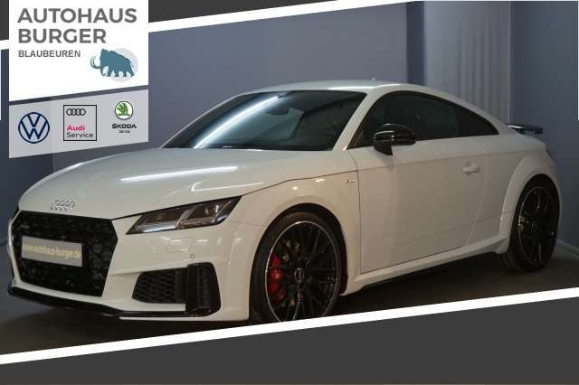 Audi, TT, Coupé 45TFSI qu. S-tronic S line/MatrixLED