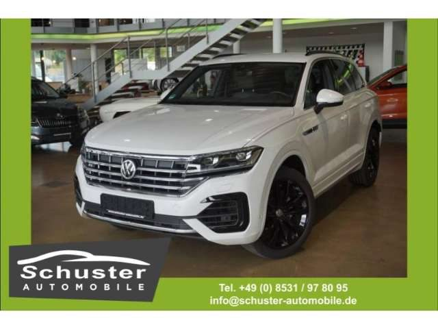 Volkswagen, Touareg, R-Line 4Mot 3.0 TDI LED Navi ACC AHK Keyless