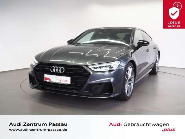 Audi, A7, Sportback 50 TDI quattro S line/AHK/B+O/LED/NAVI+