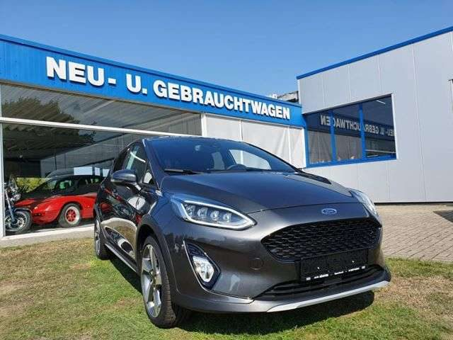 Fiesta, Active Plus,LED-Scheinwerfer,B&O Soundsystem