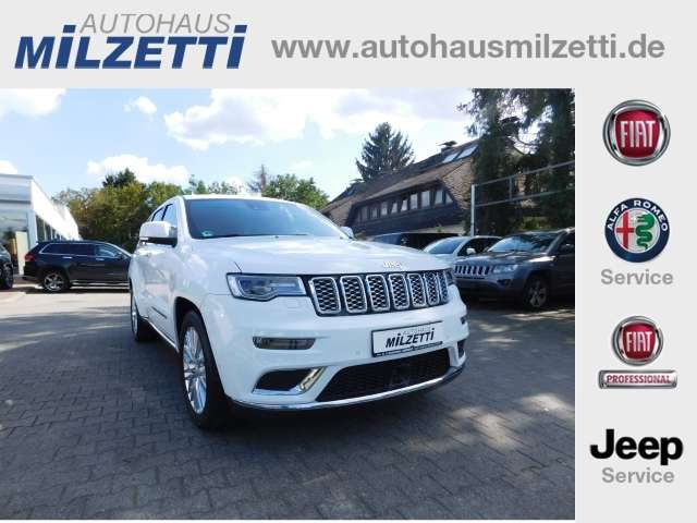 Jeep, Grand Cherokee, 3.0 V6 MJET SUMMIT 419€mtl. LEDER NAVI