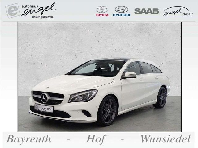 Mercedes-Benz, 220, CLA Shooting Brake d 7G,Navi, AHK, Pano, LED