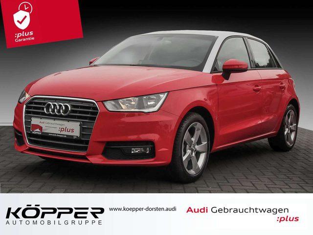 Audi, A1, Sportback 1.0 TFSI sport 0,99% FIN NAV-VORB SITZH
