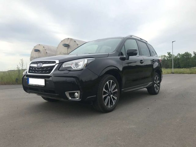 Forester, 2.0XT Lineartronic Sport