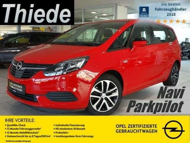 Opel, Zafira, 2.0D EDITION NAVI/PDC/TEMP./SHZ/AT