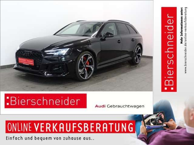 Audi, RS4, 868,- Leasing* MATRIX S-SITZE B&O PANORAMA HEAD-UP