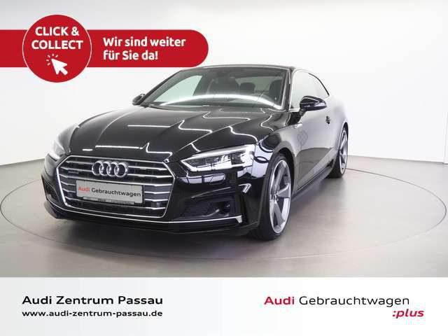 Audi, A5, Coupé 40 TDI quattro S tro./S line/MATRIX-LED/NAV