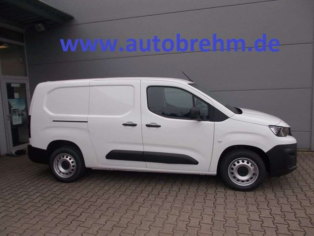 Peugeot, Partner, 1.5 BlueHDi 130 L2 EHZ Avantage Edition (K9)