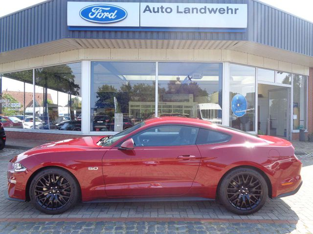 Ford, Mustang, Fastback 5.0 Ti-VCT V8 Aut. GT