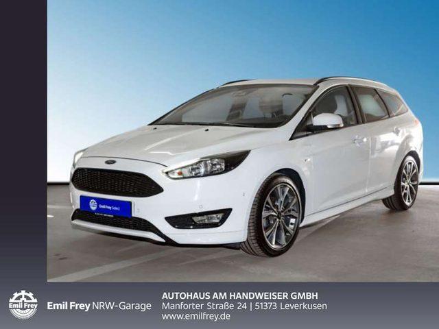Ford, Focus, Turnier 1.0 EcoBoost Aut. ST-Line, 18'' LMF,