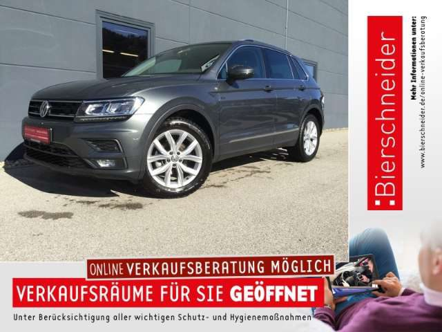 Tiguan, 1.5 TSI DSG Join ACTIVE INFO SPURWECHSEL ACC LED K
