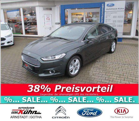 Ford, Mondeo, 1.5 Autom. Business Ed. - LED,17Z Alu,RFK