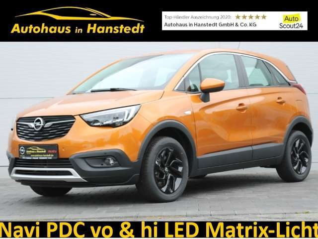 Crossland X, 1.2 Turbo Innovation Navi PDC vo & hi LED Licht