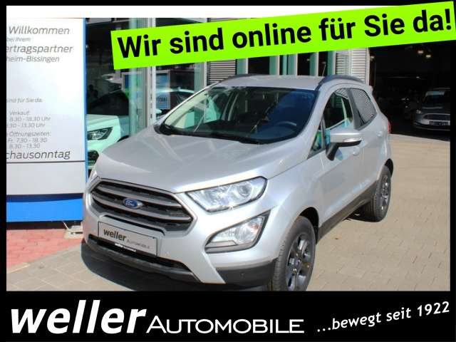Ford, EcoSport, Cool&Connect,Winter-Paket,Design-Paket 1