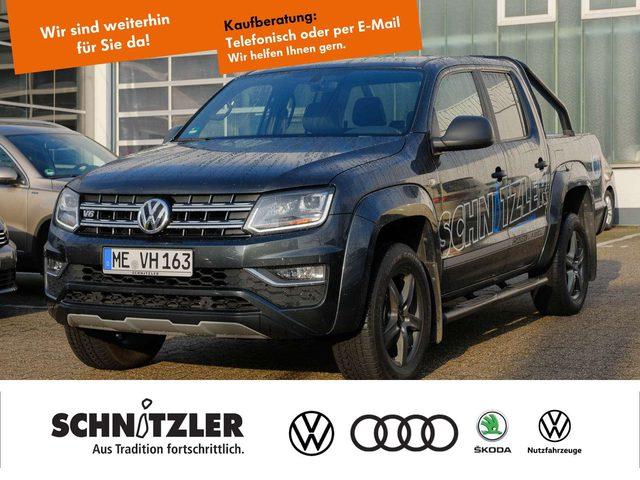 Volkswagen, Amarok, DoubleCab V6 3.0 TDI EU6 Dark Label AHK/STHZ/NAVI