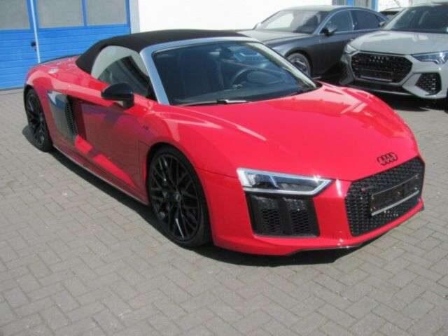 R8, Spyder V10+ Keramik*Carbon*Sportabgas*Laser*