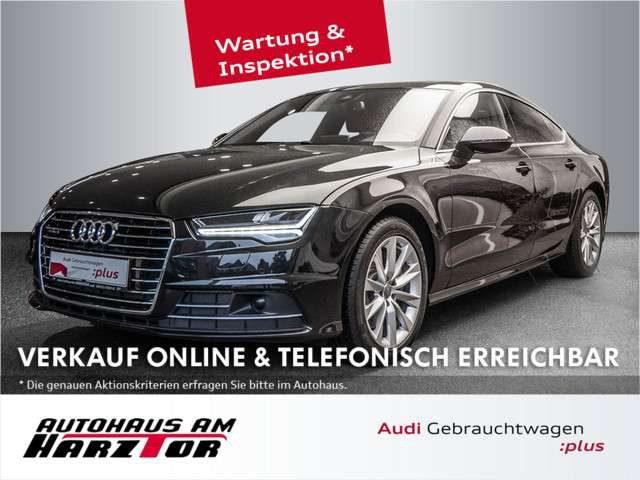 Audi, A7, Sportback 3.0 TDI quattro. Schiebed.Stand.
