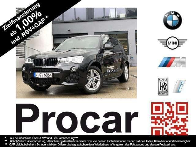 BMW, X3, xDrive20d M Sport Navi Prof. HuD Xenon Shz