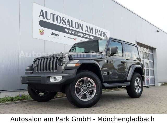 Jeep, Wrangler, 2.2l CRDi Sahara AT