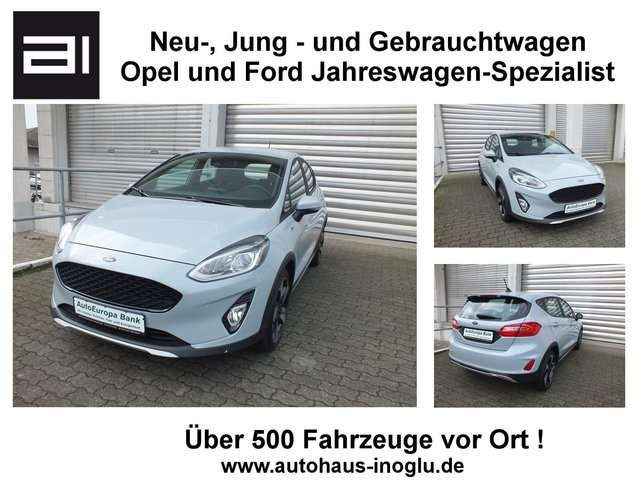 Ford, Fiesta, 1.0 Active Colourline Navi AHK Euro6d-Temp