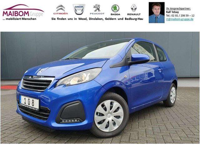 Peugeot, 108, Active VTI 72 Stop & Start*Klima*