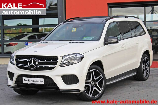 GLS 350, d 4M*AMG-Line*21Zoll*Night*7-Sitz*SoftClose*AHK*