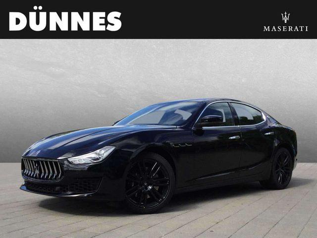 Maserati, Ghibli, Diesel - Business Plus, 20', Rückfahrkamera - BLAC
