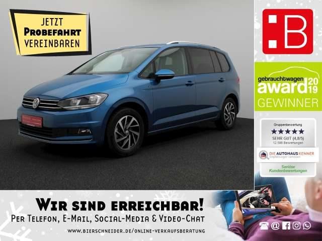 Volkswagen, Touran, 1.5 TSI DSG JOIN 5-J-GARANTIE ACC NAVI 7-SITZE