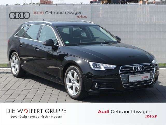 Audi, A4, Avant sport 2.0 TFSI (190 PS) S tronic ACC+VC