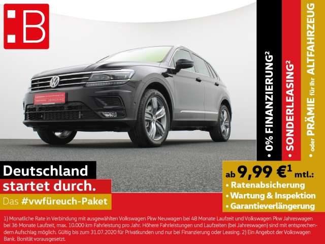 Tiguan, 2.0 TDI DSG 4Mo. IQ.Drive LEASING: 259 EUR NAVI LE
