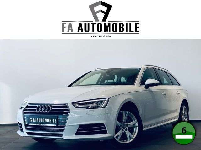 A4, 2.0 TFSI Sport Virtual Kamera LED Standheizun