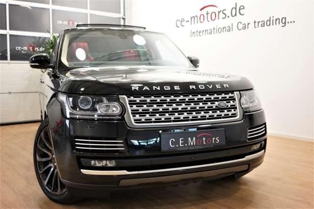 Range Rover, Autobiography 5.0 V8 SC LWB LANG*22'