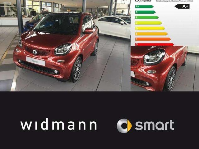 smart, forTwo, EQ *Sleek-Style-Paket *Audio-Paket*Sitzhg