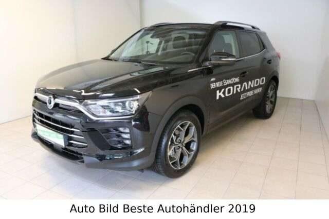 Korando, Onyx 1.6 Diesel eXdi 4WD Automatik