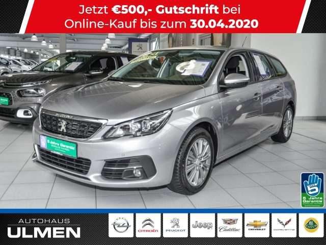 Peugeot, 308, SW Active 8-GANG-AUTOMATIK BENZINER 130 EU6d-TEMP