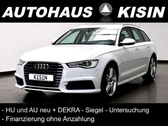 A6, Avant quattro 3.0TDI V6 S-tronic /Xen /Cam