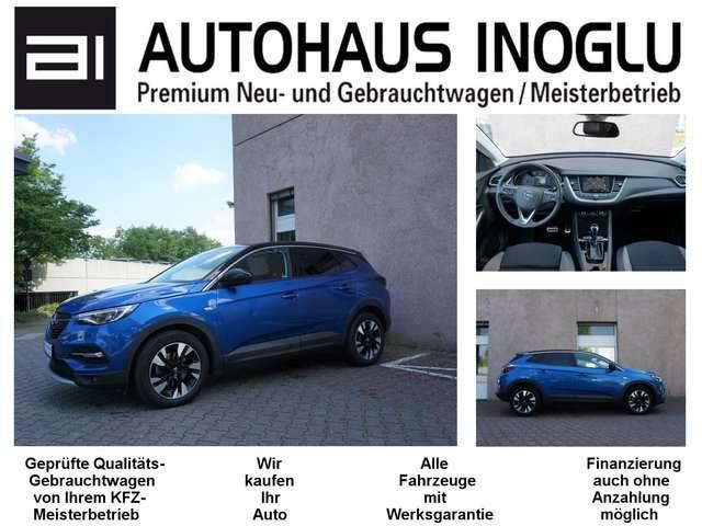 Opel, Grandland X, 1.6 CDTi Innovation AT Navi AGR Euro6