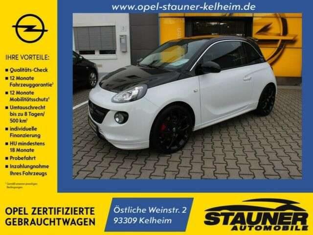 Opel, Adam, Black Jack S 1.4 *OPC-Line-Paket*1,99%Finz*