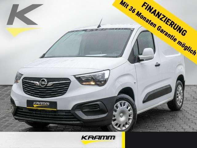 Opel, Combo, Cargo 1.5D Edition KLIMA KURVENLICHT PDC