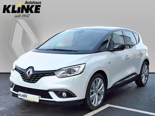 Renault, Scenic, Limited TCe 140 +Sitzheizung+Navi+Rückfahrkamera+