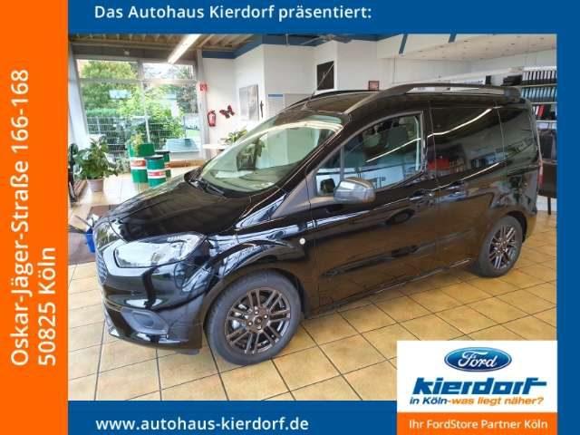 Tourneo Courier, Sport * Parkpilot v+h * Klimaautom. * Audio/Freisp