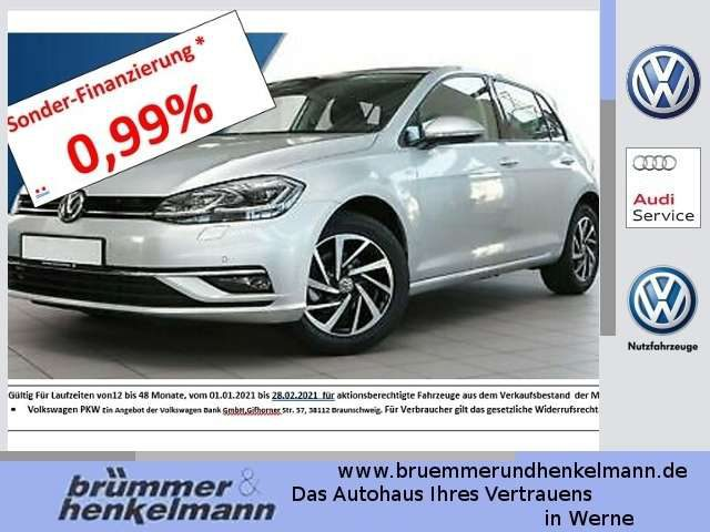 Volkswagen, Golf Sportsvan, Comfortline JOIN 1.5 TSI BMT DSG