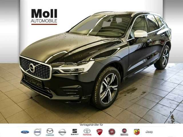 XC60, D5 AWD Geartronic R-Design,Navi,LED,Rüka,