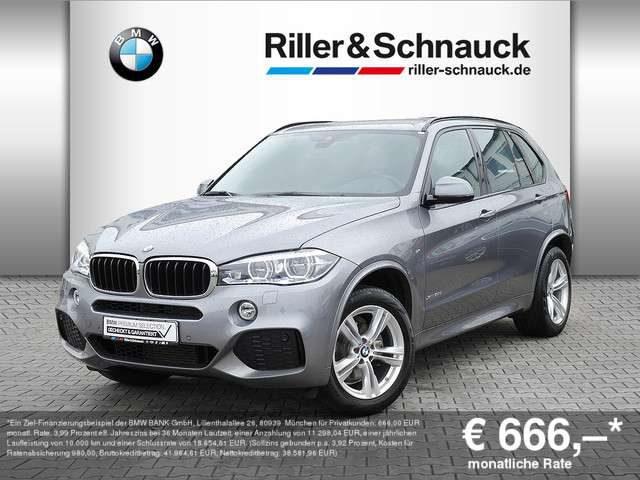 BMW, X5, xDrive 30dA M-Sportpaket HUD LED W-LAN EU6